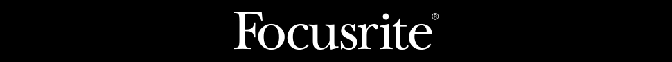 Focusrite Banner