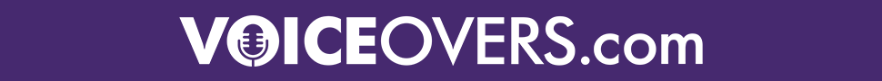 VOICEOVERS.com Banner