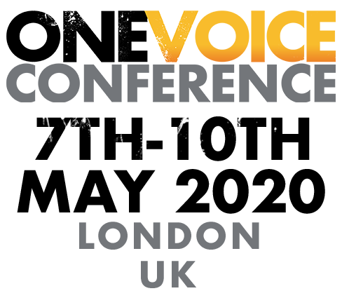 One Voice Conference - 7th - 10th May 2020